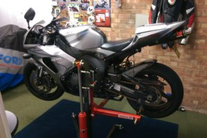 Honda Fireblade 2006 on Sky Lift