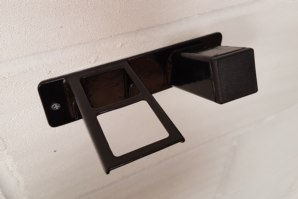 Front Arm Wall Bracket Abba Stands Uk