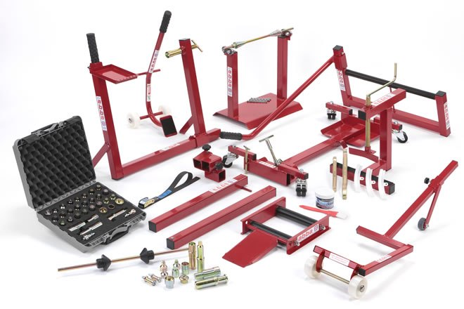 Motorcycle Equipment Abba Stands Uk
